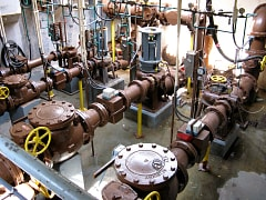 Process Piping Industrial Commercial Pipes